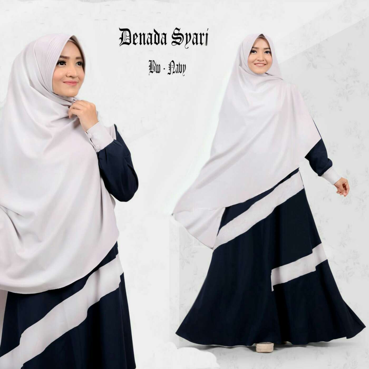 Image Result For Model Gamis Cantik Dan Simple