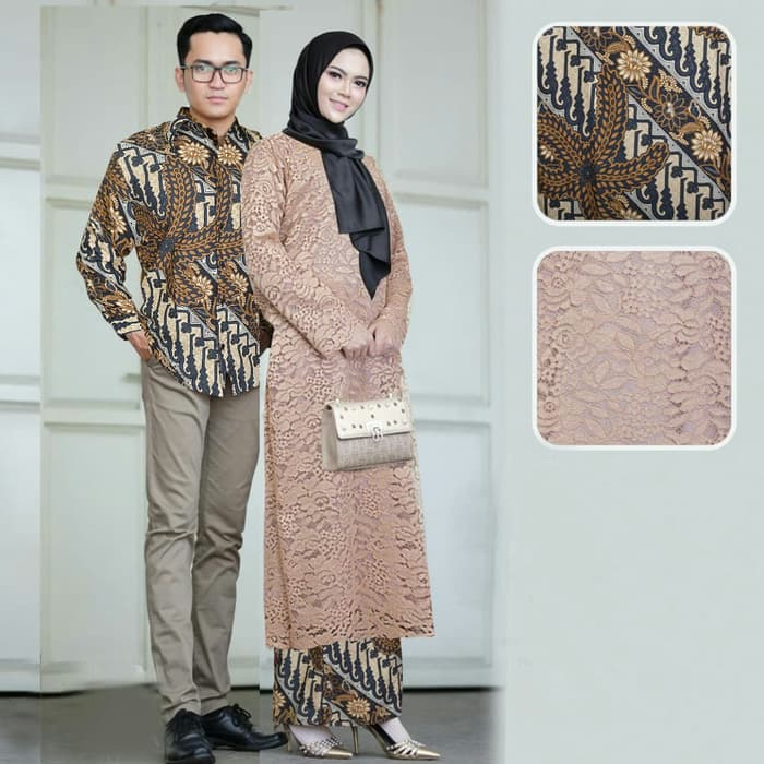 Model Baju Couple Tunik 10