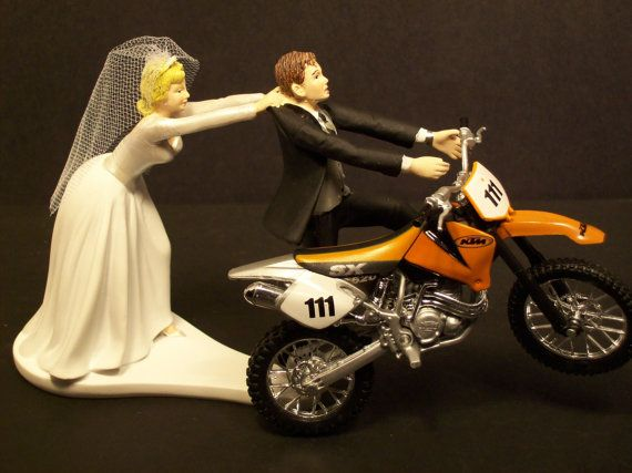 14 Funny Wedding Cake Topper Ideas  Yes  It Is Ok to Have Some Fun     funny cake topper Etsy