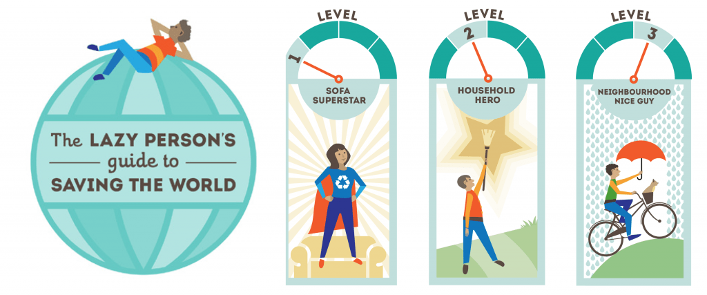 The Lazy Person's Guide to Saving the World - TorontoWorms.com