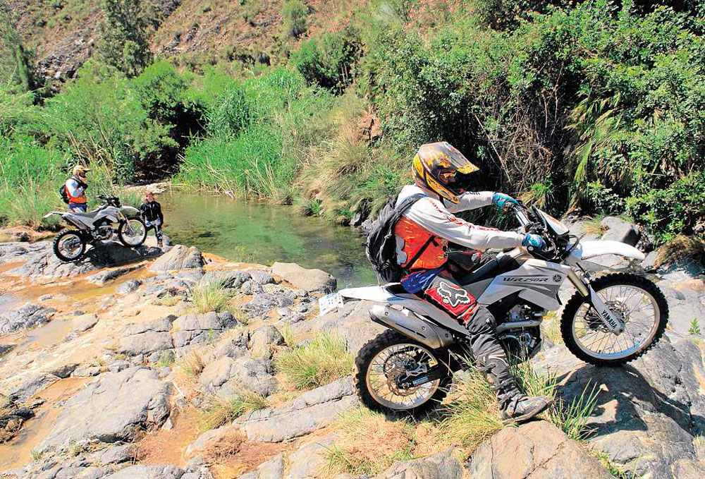 More Bikes review of Torotrail off-road tours