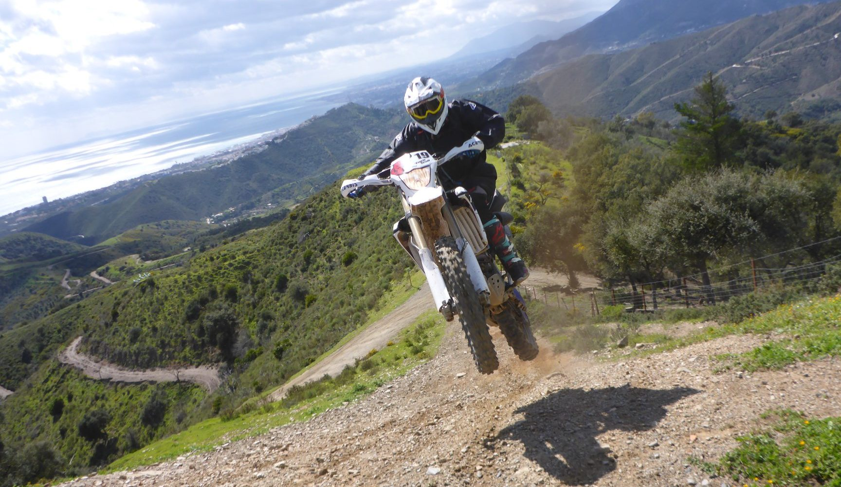 Trail Riding in Spain with ToroTrail