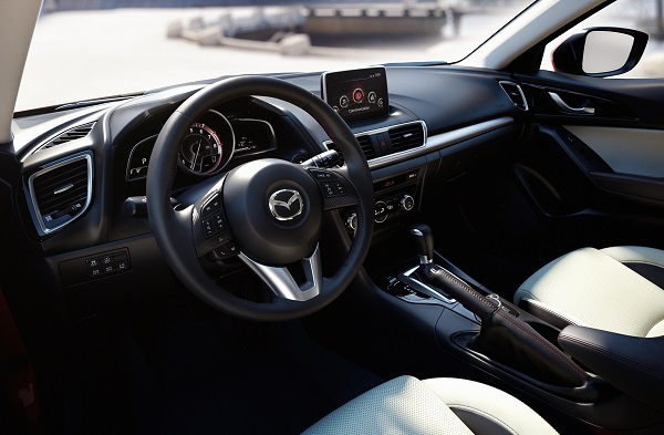 2015 Mazda3 Called Best Interior Under 30k By Car And