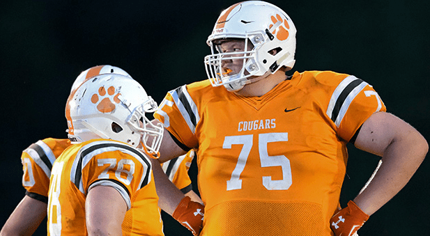 Let S Meet The 6 Foot 8 420 Pound Tennessee High School