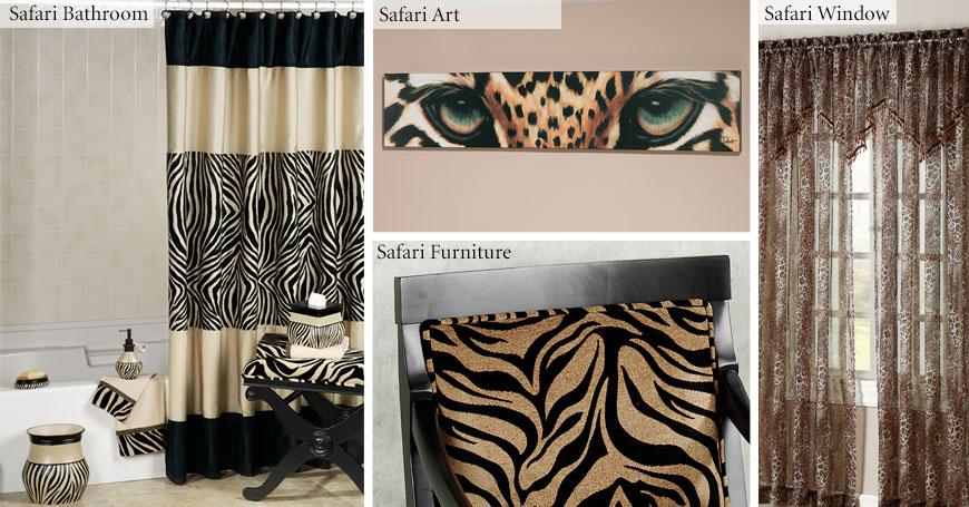 Decorating Safari Style