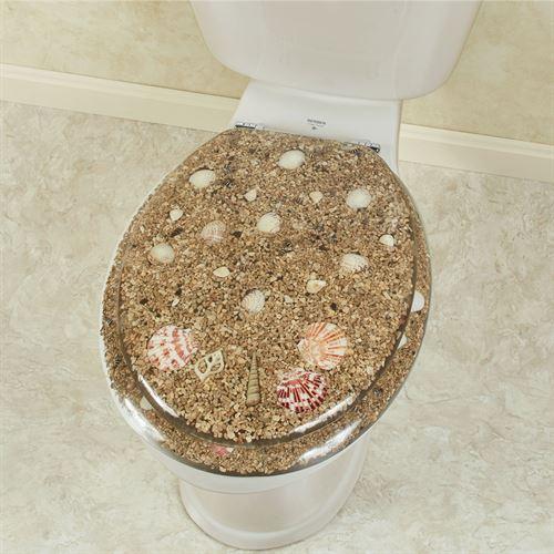 Sea Isle Elongated Toilet Seat