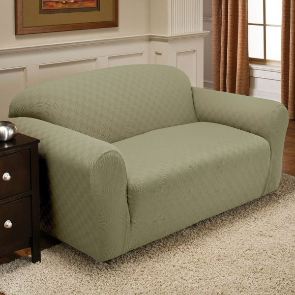 Newport Stretch Sofa Slipcovers Newport Stretch Slipcover Loveseat