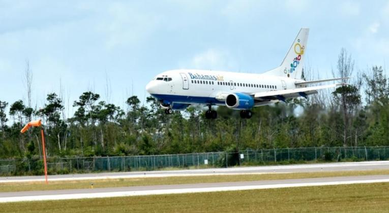 BahamasAir reaches new heights with direct flight to Houston     Bahamasair has tapped into a new market with the introduction of its weekly  direct service from Nassau  Bahamas to Houston  Texas  The national flag  carrier