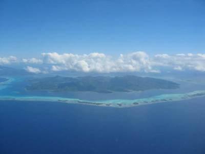 Bora-Bora, French Polynesia   Tourist Maker