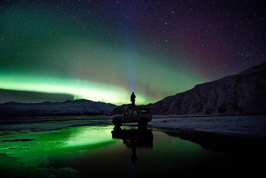 Northern Lights Iceland Time Year