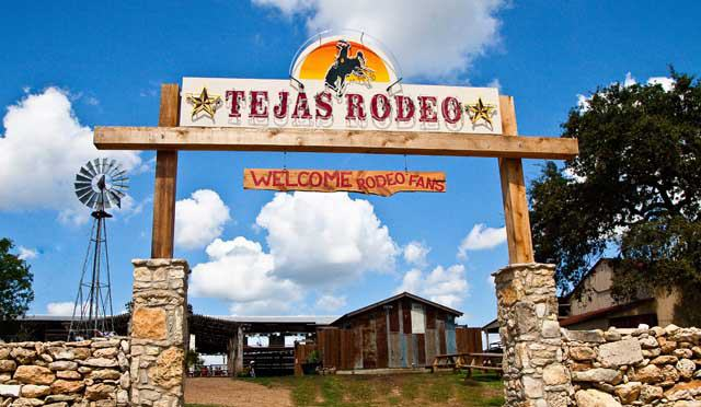 Tejas Rodeo Company In Bulverde Tour Texas
