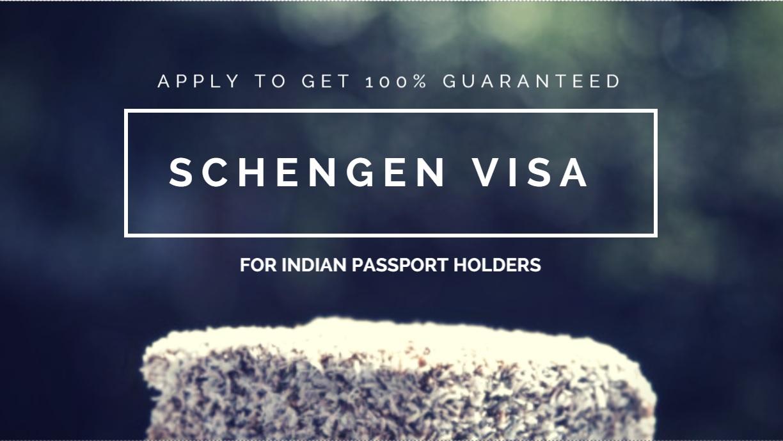 Schengen Visa Requirements For Indian Passport Holders