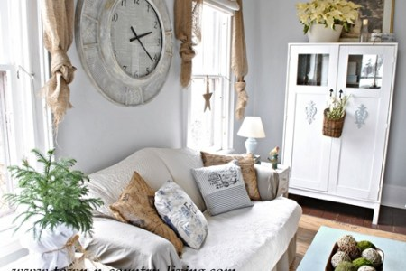 Country Style Decorating in the Family Room   Town   Country Living Country Style Decorating in the Family Room