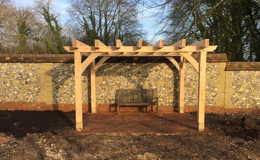 Oak Framed Porches Gazebos Amp Pergolas Townsend Timber