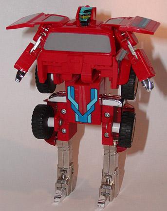 Sta Gobots Super Gobots Series 3 Renegade Quot Clutch Quot