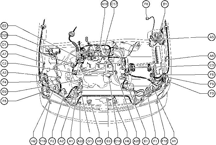 2002 Toyota Highlander Parts Catalog