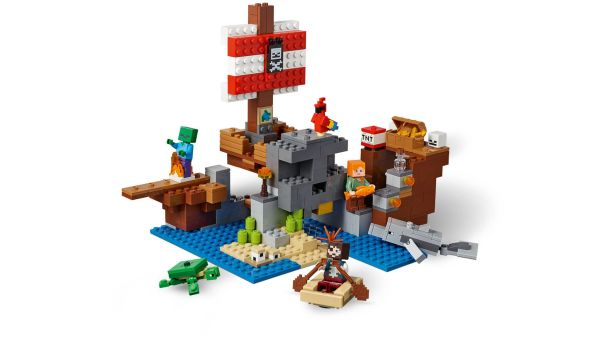 pirate ship minecraft # 44