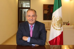 HE Mr. Federico Salas Lotfe, Ambassador of Mexico to India