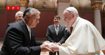 """Papa Francesco a Budapest: """"Spegnere miccia antisemitismo in Europa"""". L'incontro con Orban"""