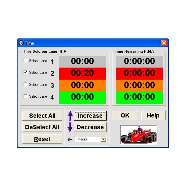 Rc Car Slot Racing Drag