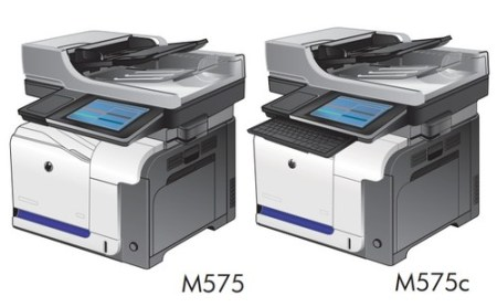 HP LaserJet Enterprise 500 color MFP M575 Printers and HP LaserJet     Pay for HP LaserJet Enterprise 500 color MFP M575 Printers and HP LaserJet  Enterprise 500 color