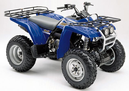 1995 4x4 Wolverine 350 Yamaha