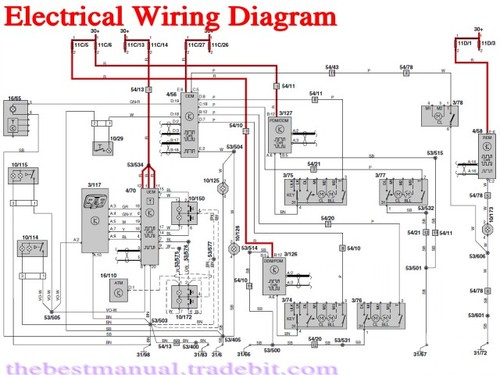 2011 International Truck Wiring Diagram