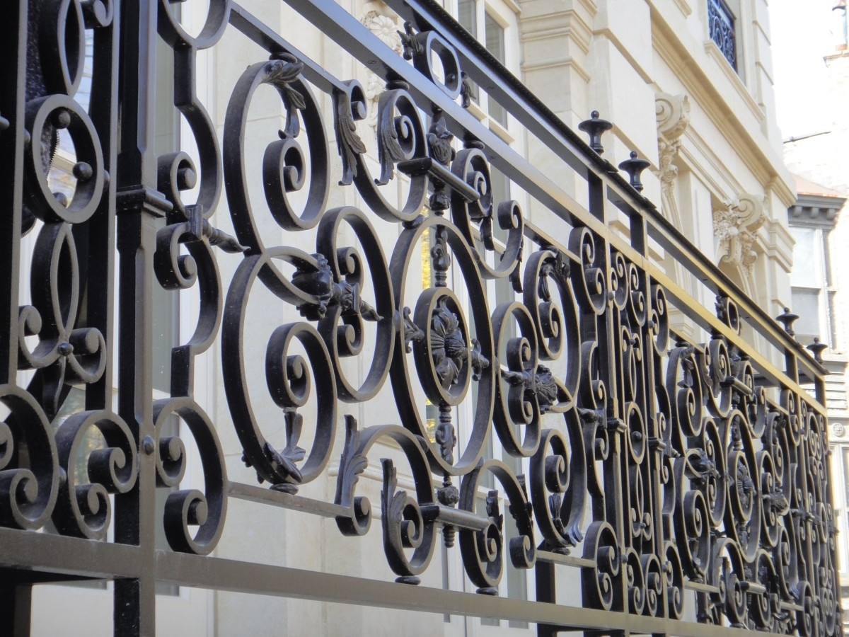 Decorative Metals The Truth Behind The Terms Traditional Building | Decorative Wrought Iron Handrail | Forged Iron | Interior | Classic | Ornamental | Steel