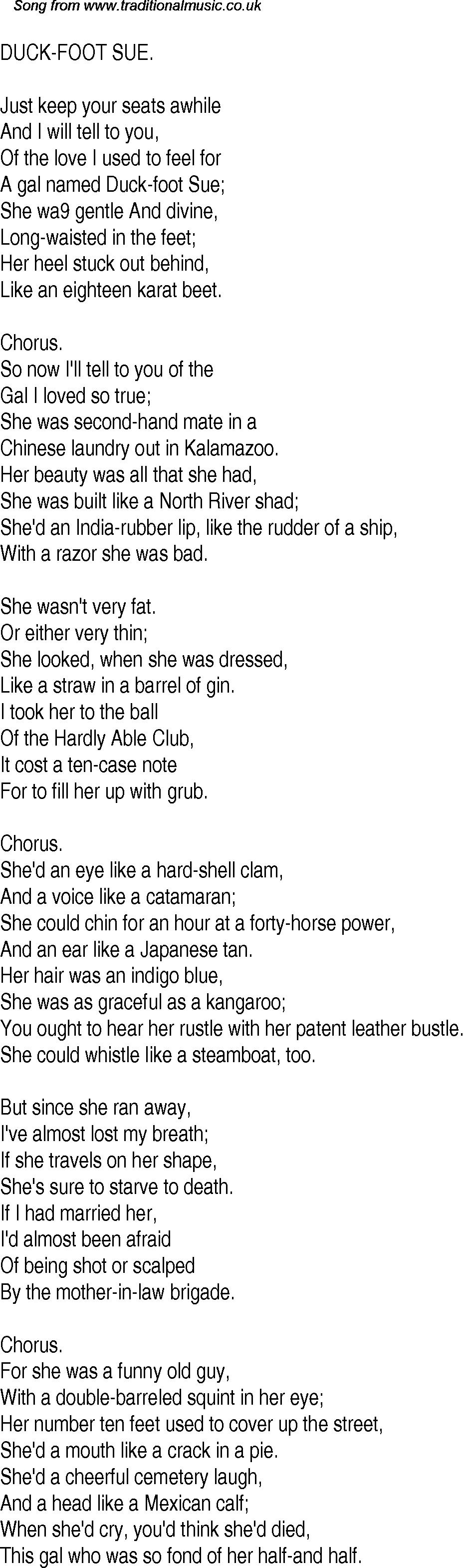 Laugh And Half Lyrics