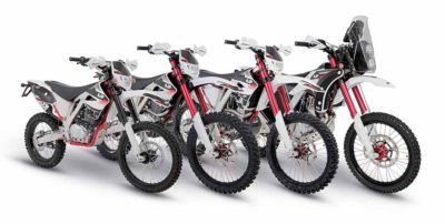 AJP Enduro Trail Motorcycles