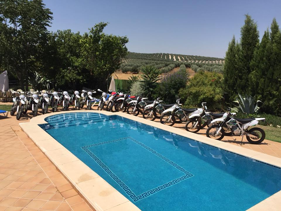 The best Off-road Motorcycle Holiday in Spain, Book your Off-road Motorcycle tour near Malaga, Spain