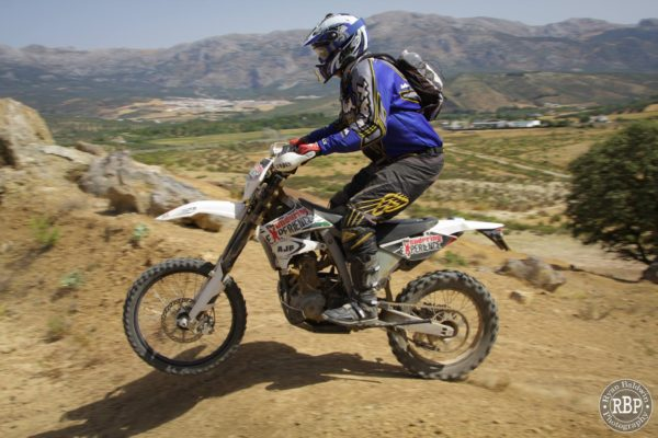 Dirt Bike Enduro Holiday in Malaga, Spain