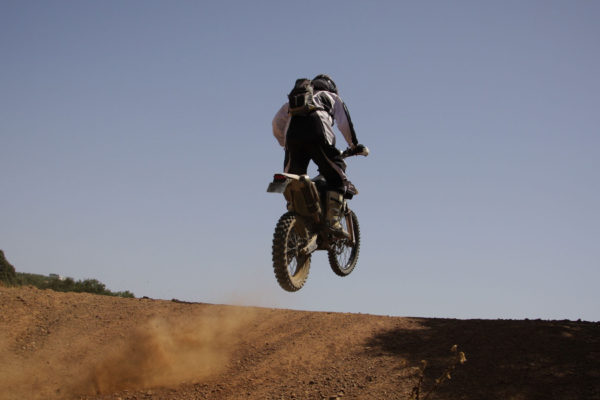 Guided trail riding tours in Malaga, Spain