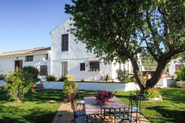 Trailworld's Farmhouse is the perfect Spanish getaway and the ideal place to relax