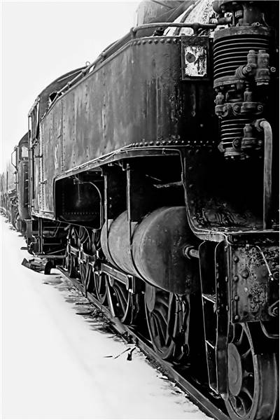 History of Steam Locomotive and Modern Train Industry