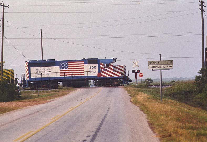 Conrail Railroad Train Business
