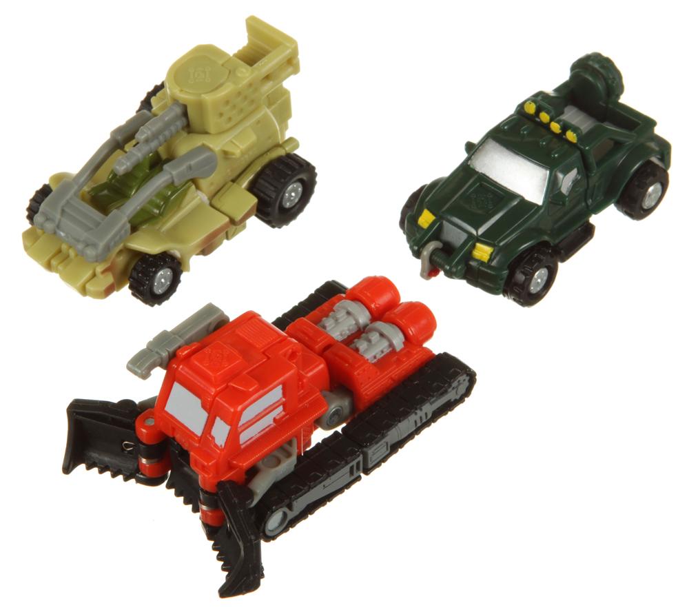 Armada Mini Transformers Cons Cars