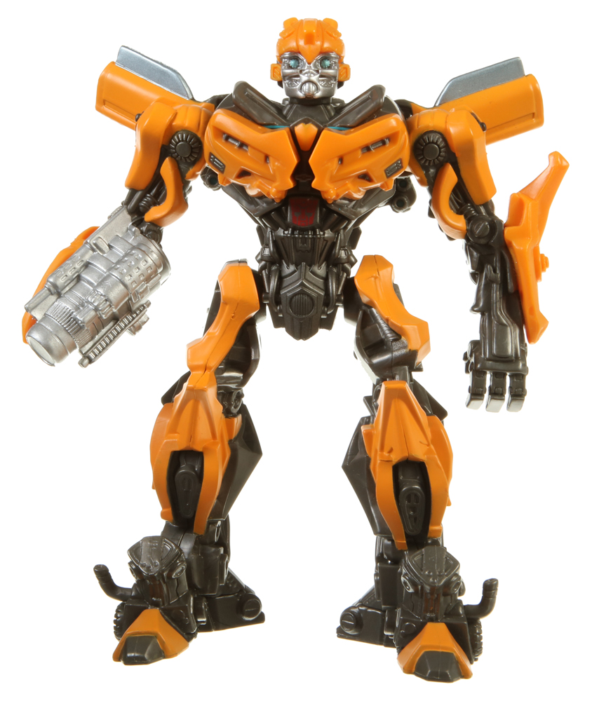Robo Fighters Bumblebee (Transformers, Movie - Dark of the ...