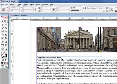 Adobe InDesign Adobe Systems Programs Screenshot.