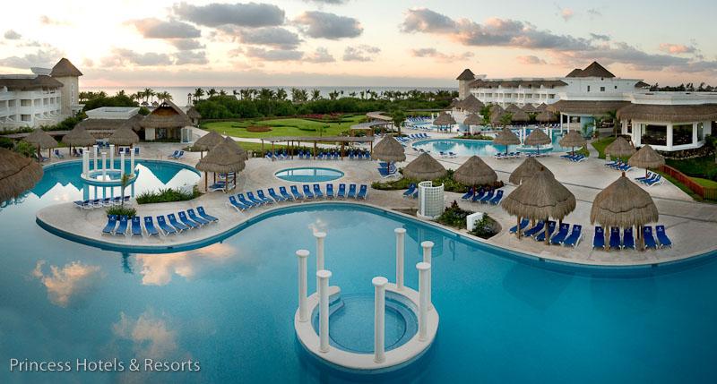 Princess Riviera Platinum Maya Yucatan