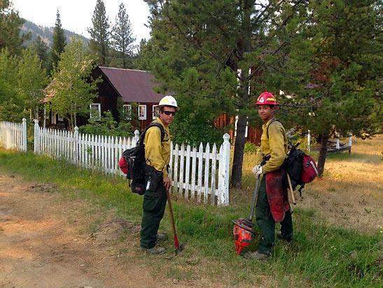 Wildland Firefighters Icp