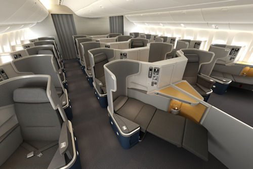 Is Standing Class Coming To Airlines Settle Into A