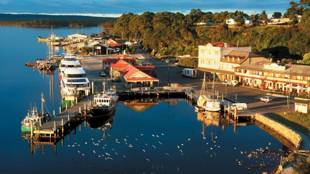 Six Of The Best Charming Tasmanian Townships