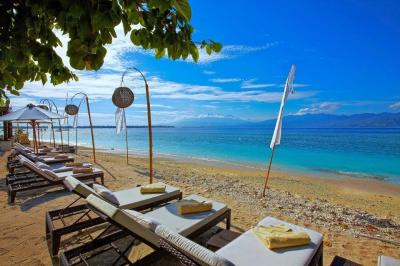 Ko-ko-mo Gili Trawangan Resort, Bali Accommodation