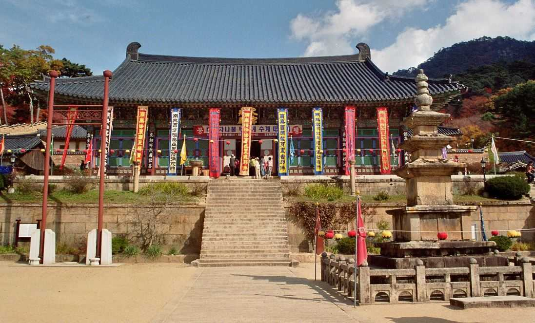 Top 10 Most Famous Buddhist Temples