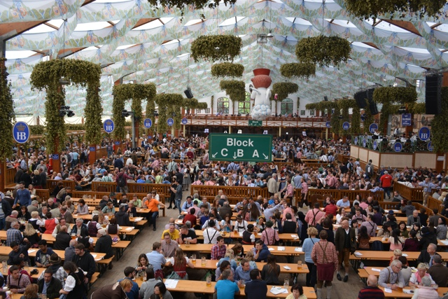Best Tips for Celebrating Oktoberfest in Munich   Travel Yourself early in the afternoon mid week the Hofbrauhaus isn t that crowded yet    Best