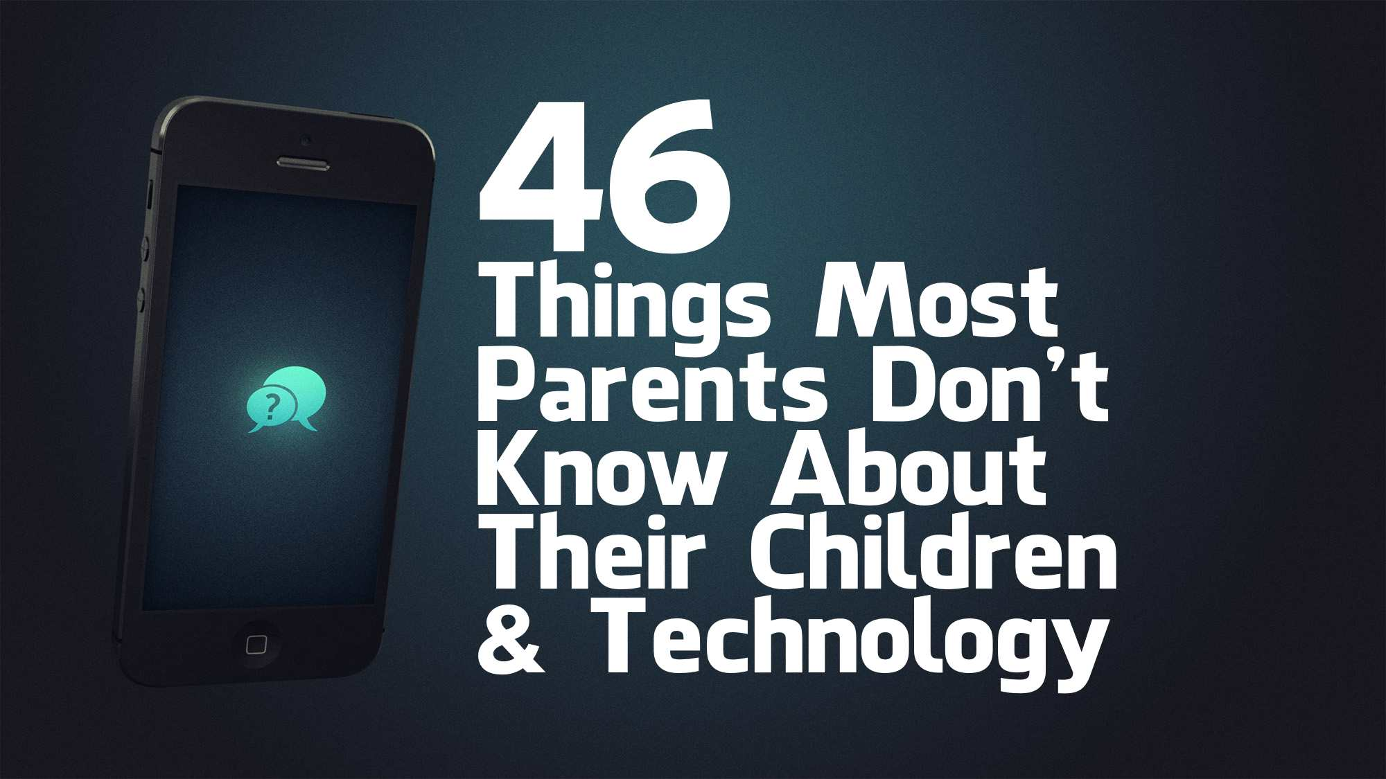 Technology You Dont Know About