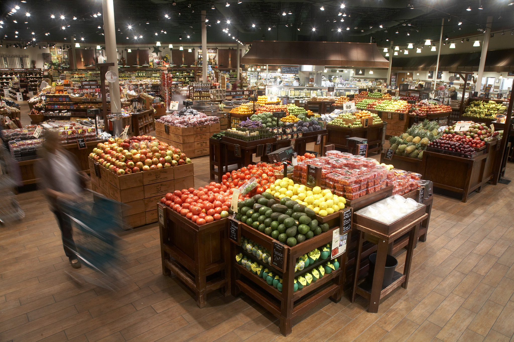 Fresh Grocer South Philly