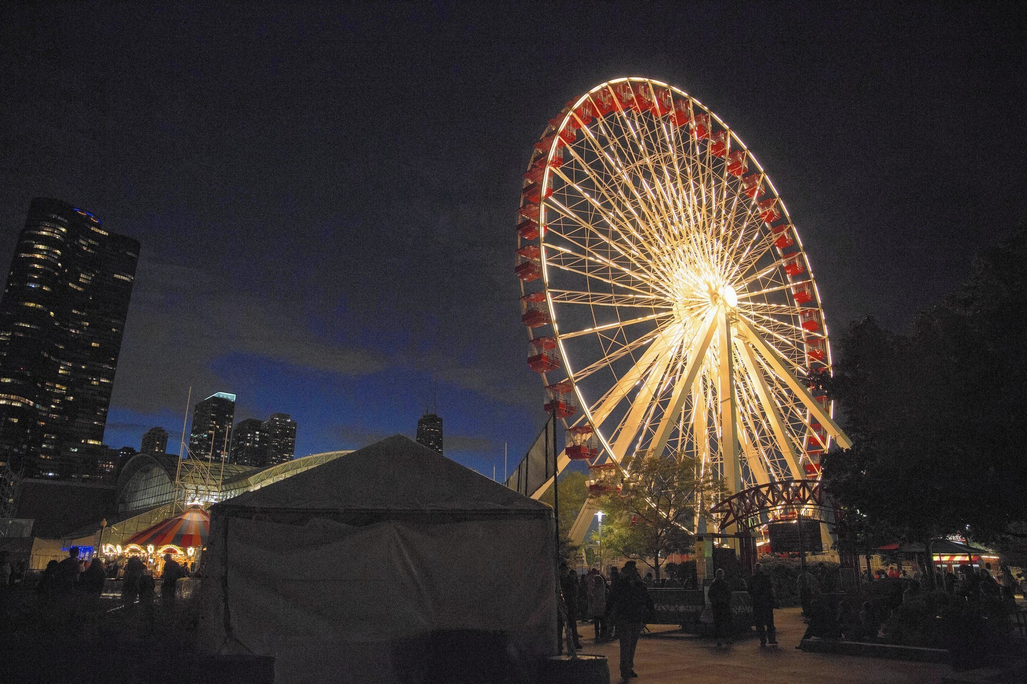 Navy Pier To Shut Down For 2 Days To Install New Ferris