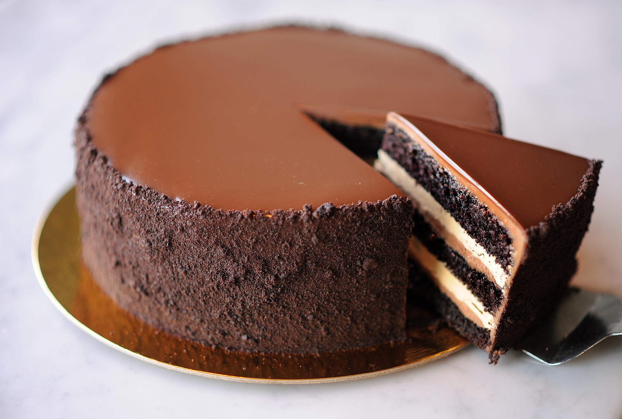 Recipe Proof Bakery S Chocolate Espresso Layer Cake La